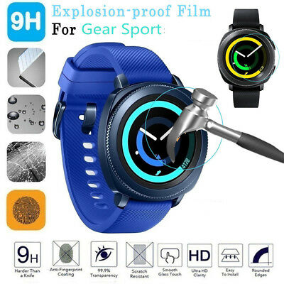 New Explosion-proof Protector Tempered Glass Film For Samsung Gear Sport SM-R600