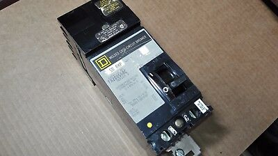 Square D FH26050AC Circuit Breaker 50 Amp 600 Volt ~ Sold w/ 60 Day Warranty