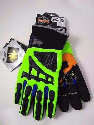 Ergodyne ProFlex Gloves 925CPWP New, Size 2X-Large 2XL