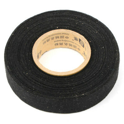 19mmx15m Tesa Coroplast Adhesive Cloth Tape for Cable Harness Wiring Fabric 1pcs