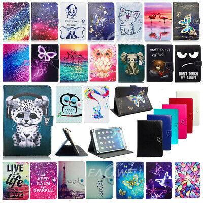 """For Lenovo Tab3 7 Essential TB3-710F 710I 7"""" Universal Leather Case Cover Gift"""