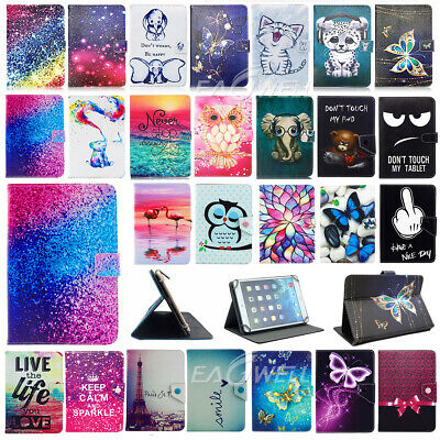 For Samsung Galaxy Tab 3/4 Lite 7.0 SM-T110 T113 T116 PU Leather Case Cover Gift