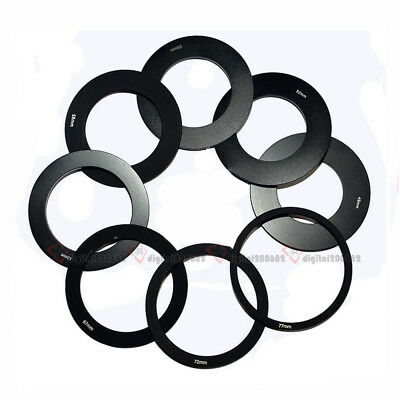 49 52 55 58 62 67 72 77 82 mm Adapter Ring for Cokin P series