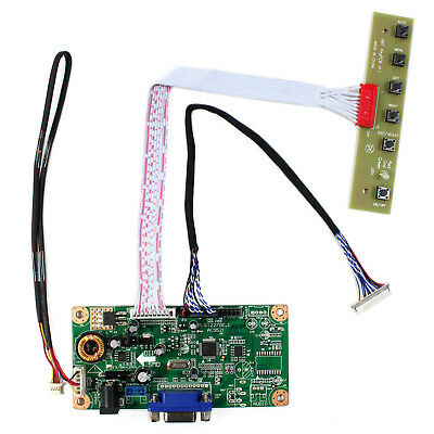 VGA LCD Controller board work for 8.4inch G084SN05 V8 800x600 LCD panel