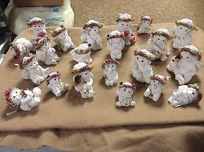 HUGE Lot Of 21 DREAMSICLES  *All Sizes*  (Box2)