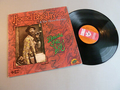 Hound Dog Taylor&the House Rockers-Beware Of The Dog! Sonet Record 1976