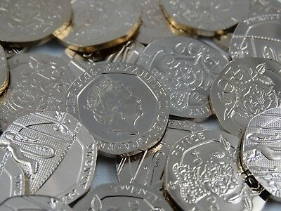 Royal Mint Uncirculated 20p Coins 1982 To 2019 Twenty Pence Coins