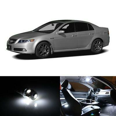 16x Hid White Interior Led Lights Package Kit Fits 2013 2015 Nissan