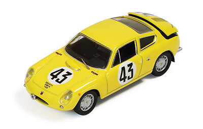SUPER PRICE! Simca Abarth 1300 #43 Le Mans 1962 LMC147 New IXO 1:43