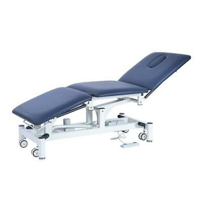 Three Section Electrically Operated Bariatric Examination Treatment Bed- Comfy32