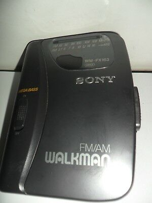 Sony Walkman FM/AM  WM-FX163