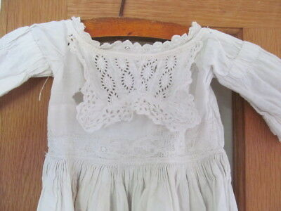 Genuine Antique Victorian Child's Dress.