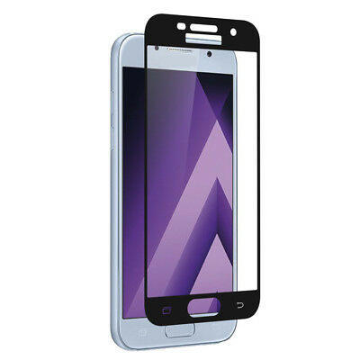Tempered Glass Screen Protector Film For Samsung Galaxy A3 A5 A7 2017 Newest K8W