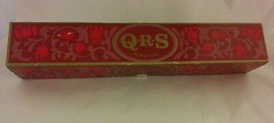 QRS Player piano-player World Roll #8938 Your Cheatin' Heart Roll Good Condition