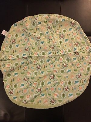 Authentic Boppy Newborn Lounger Pillow Cover (Pre-loved)