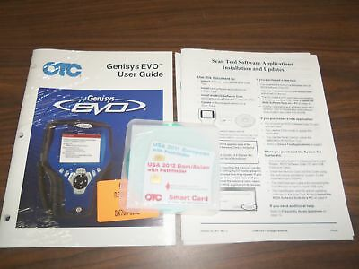 OTC Genisys Evo Super Bundle 2011 European 2012 Domestic Asian Pathfinder