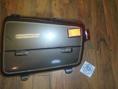 1983 Suzuki Gs1100 Gk Touring Right Luggage Saddlebag