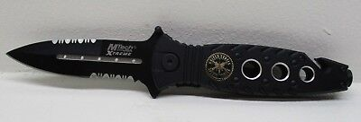 Black USA MTech Special Forces Knife