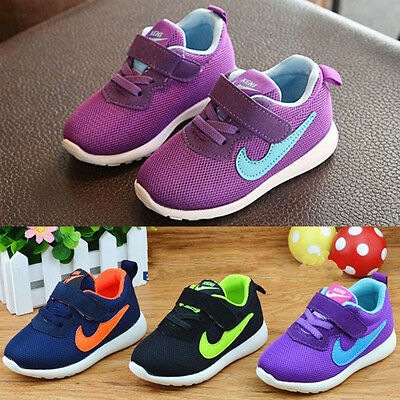 2017 Kids Boys Girls Child Sports Running Shoe Sneaker Baby Toddler Casual Shoes
