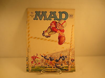 Mad Magazine March 1968 Number 117