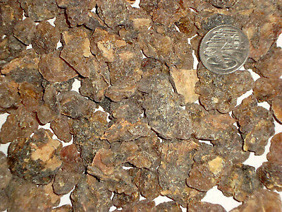 FRANKINCENSE Gum Resin Incense (Boswellia papyrifera) LARGE PIECES - 100g