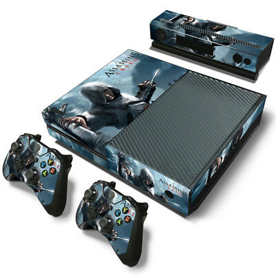 ASSASINS CREED 025 DECAL SKIN PROTECTIVE STICKER for XBox ONE CONSOLE CONTROLLER