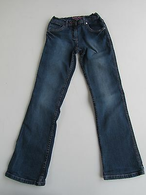 BLUE ZOO Adjustable Waist Skinny Stretch Blue Jeans age 10yrs