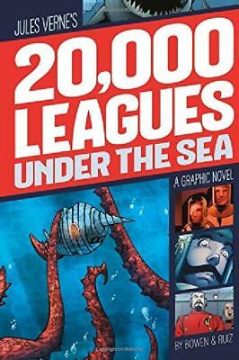 20,000 Leagues Under the Sea: A Graphic Novel (Graphic Revolve: Common ...