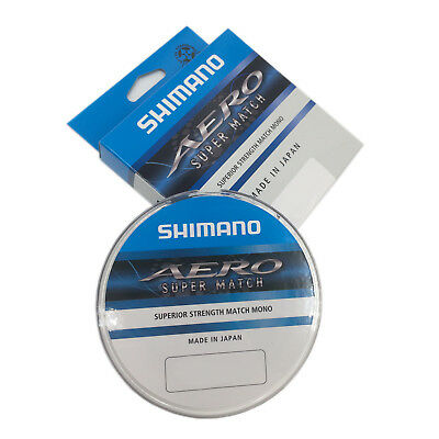 Shimano Aero Super Match Specimen Fishing Line