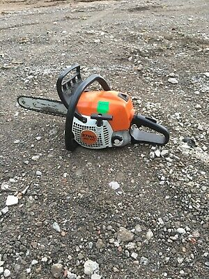Stihl ms171 chainsaw.