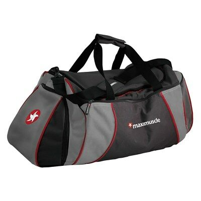 Maximuscle High Quality Designer Travel Sports Training Gym Holdall Bag - 60L