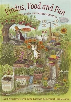 Findus, Food and Fun: Seasonal Crafts and Nature Activities (Board Book)