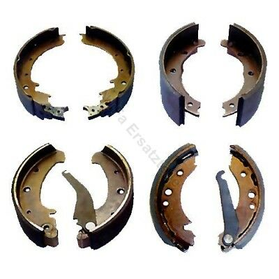 brake shoes for Hyster H2,00-3,00XL serie B177 forklift
