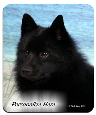 Schipperke    ( 13 )    Personalized  Mouse Pad