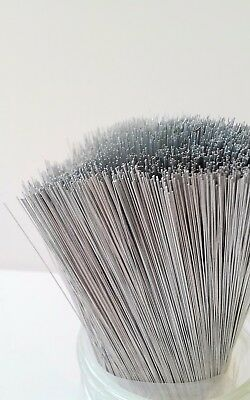 """Florist wires 28g x 12"""" - Green,  28g x 7"""" - silver or green,  30g x 7"""" silver"""