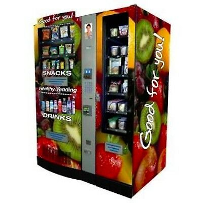 Busy location for Two Healthy Vending Machines in Frisco, TX