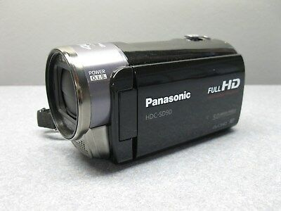 Panasonic High Definition Video Camera