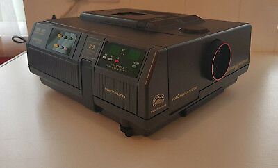 Braun Paximat multimag 5015 AFC Slide Projector working _USED_