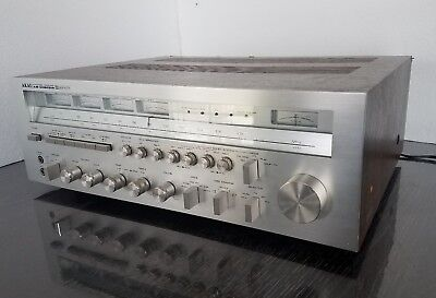 AKAI AS-1080DB Vintage 4 Channel Quadraphonic Receiver For Parts Not Working
