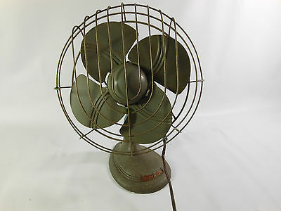 VTG 1950s Dominion Fan Electric