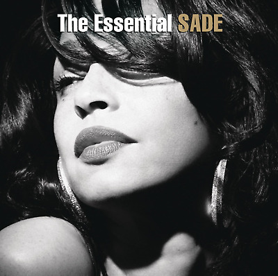Essential Sade CD Best Of Greatest Hits Compilation 2 Disc Collection  Sealed