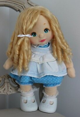 ~My Child Doll Blonde SP Ringlet-Aqua Eyes~