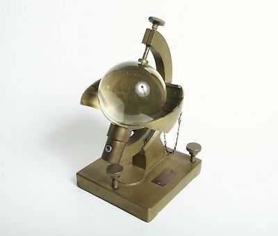 Heliograph nach Campbell-Stokes, R.Fuess