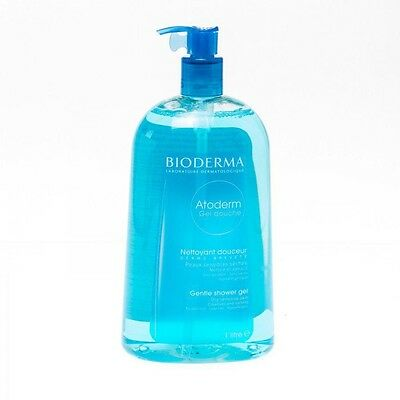 Bioderma Atoderm Gentle Shower Gel 1000ml Suitable for children - UK Stock