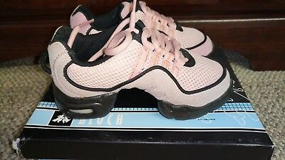 Bloch toddler childrens kids dance sneakers new size 10