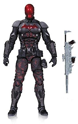"""DC Collectibles Batman: Arkham Knight: Red Hood Action Figure  6.75"""" tall"""