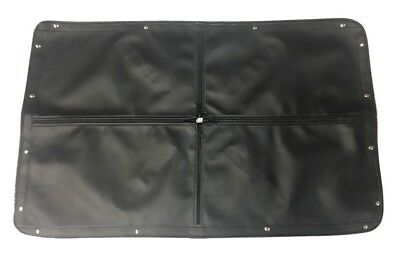 Premium 2003-2017 Volvo VNM VNL NON-Quilted Winter Front - 20 Colors Available