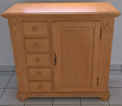 Cool Chalet Pinie Massiv Sideboard Kommode Von Mbel Kortendieck With
