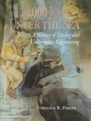 Commercial Diving Helmet History 20,000 Jobs, Scaphandre, Tauchen book