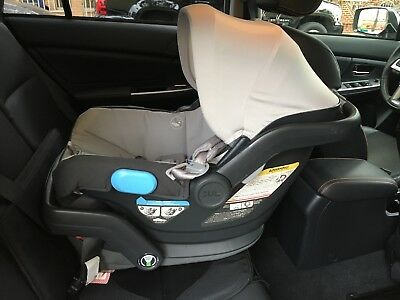 UPPAbaby Mesa Car Seat Model 0225-PAS 2015 and Two Bases